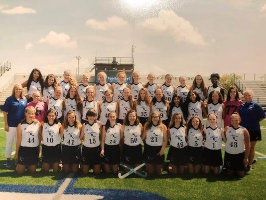Dallastown JV field hockey team