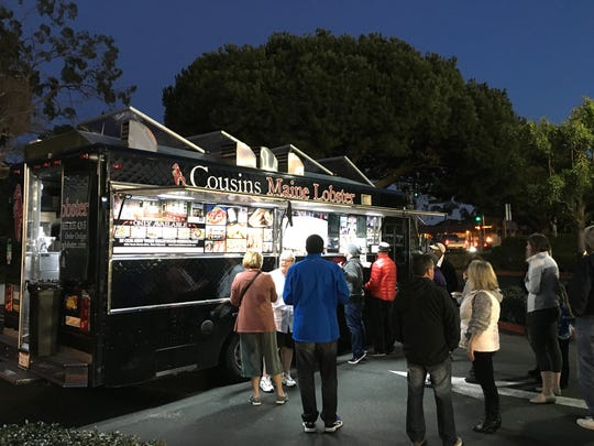 Cousins Maine Lobster and more than a dozen other trucks will be on site during the Midtown Ventura Food Truck Friday gathering on April 20.