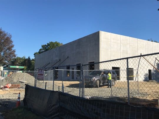 A new service center for Tarrytown Honda is currently