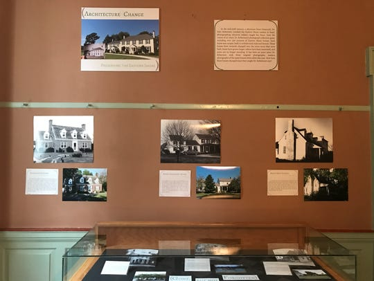 """Architecture and Change: Preserving the Eastern Shore"""