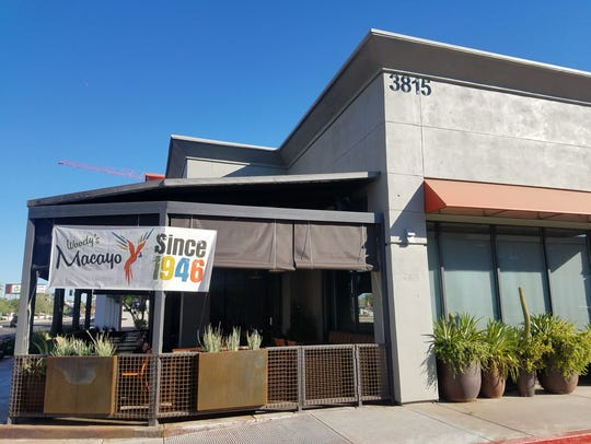 Woody's Macayo is now open in central Phoenix.