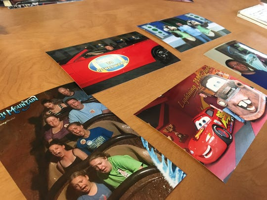 A compilation of photos of Tracy Morehead, 39, who died in a car crash on Interstate 90 near Mitchell on Saturday, Oct. 21.