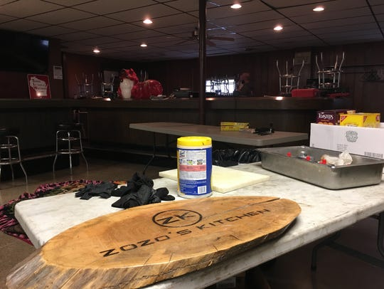 The owners of ZoZo's Kitchen have opened ZZQ, a barbecue restaurant, in the former Eagles Club building in Green Bay.