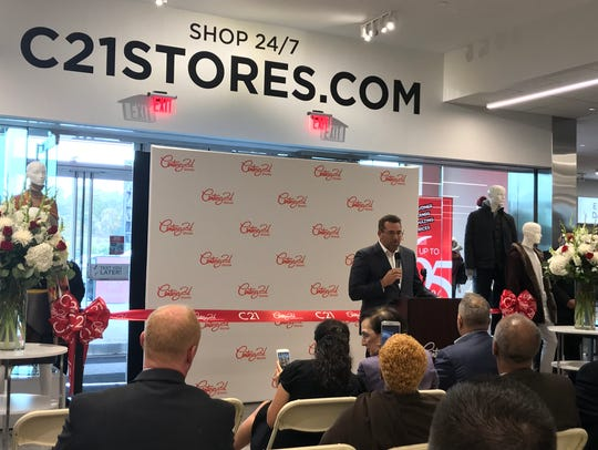 Century 21 opens its new store at The Mall at Cross