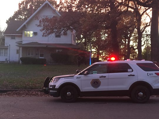 A victim is in critical condition at the hospital following a stabbing at 1100 Euclid Avenue.