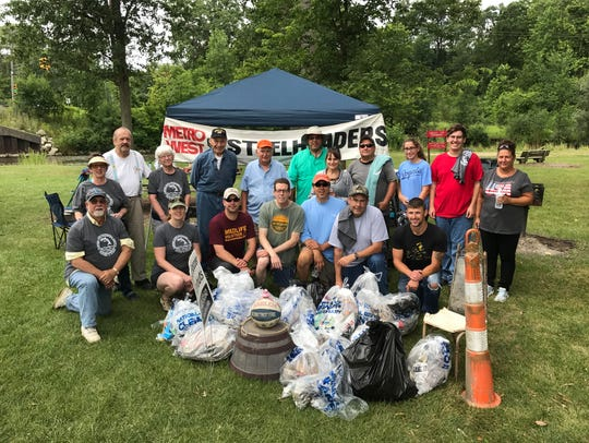 The Michigan United Conservation Clubs' On the Ground