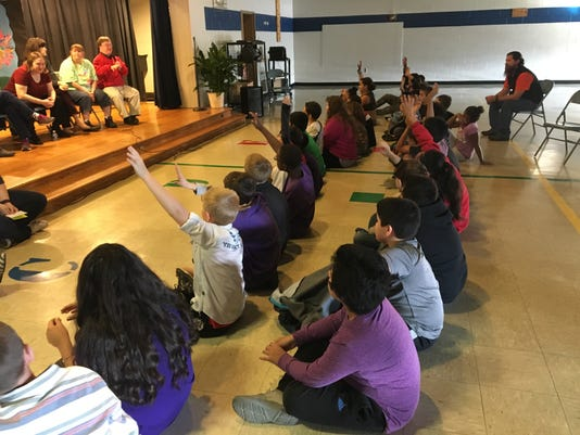 Inclusion Day at Wenonah Elementary School