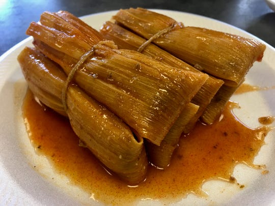 Larry's Tamales