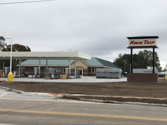 The newest Kwik Trip in Wisconsin Rapids on Lincoln