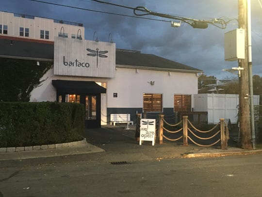 Port Chester's bartaco reopened a day after closing