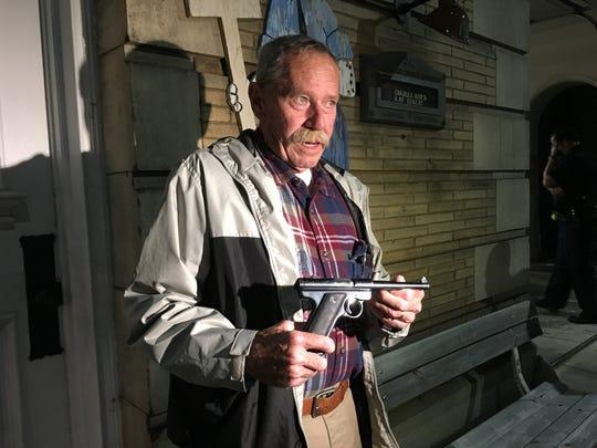 Springettsbury Township man, Jim Sebright, takes one
