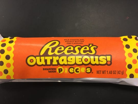 Royal Oak gets taste of new Reese's Outrageous candy