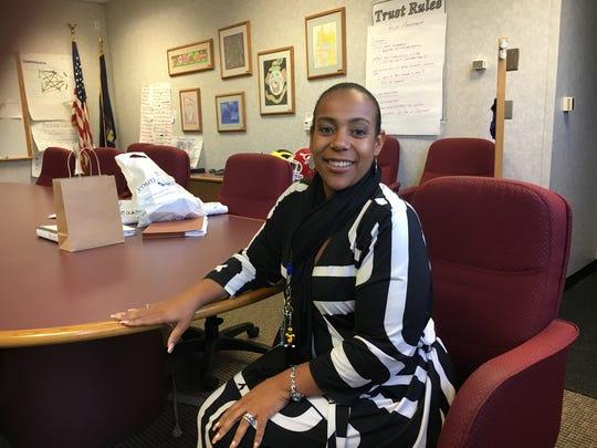 Wayne-Westland Schools Superintendent Shelley Holt.