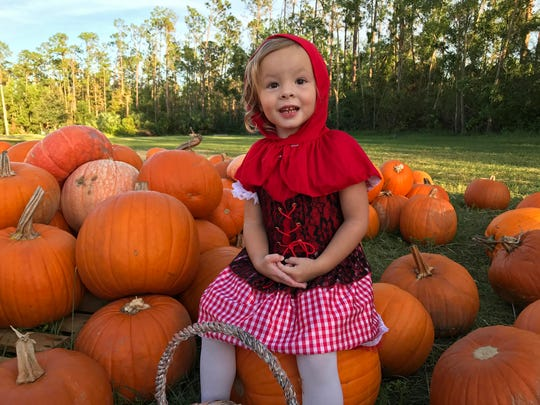 Mike Gehring shared this photo of his daughter, Giuliana
