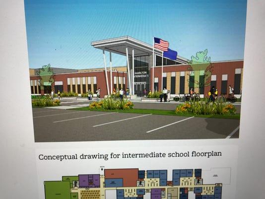 Intermediate School Rendering