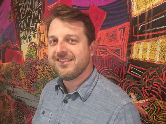 Jared Beville, co-owner of Red River Brewing Company