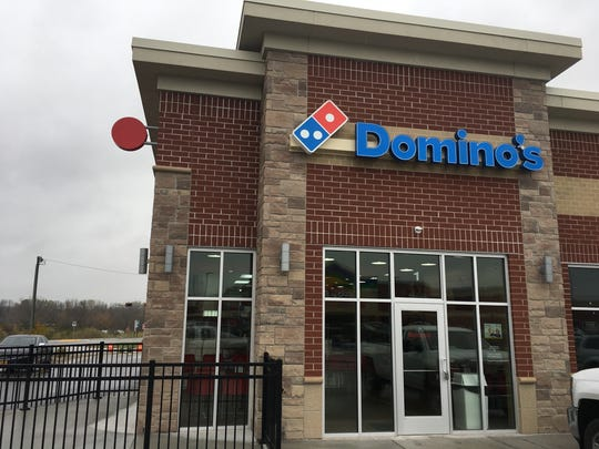 Domino's has relocated and opened a new location on Green Bay's east side at 2448 University Ave.