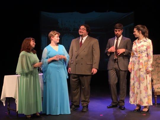 The Ohio State University Mansfield Theatre presents