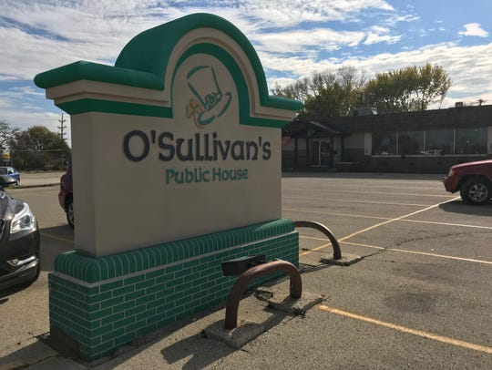 O'Sullivan's Public House, 12525 W North Ave., Brookfield.