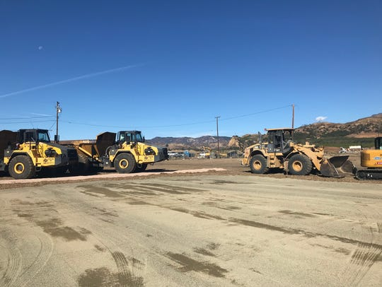 Harvest at Limoneira's construction is set to begin