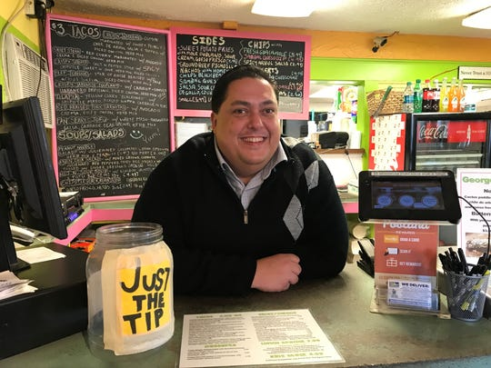 George Munoz opened the 800-square-foot La Chinita Poblana in 2012. The bright yellow hut that was at 927 E. Westfield Blvd. offered standing room only, but quickly became a Broad Ripple neighborhood favorite for Asian-Mexican fusion tacos and bubble tea.