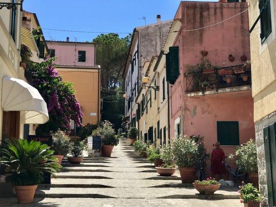 Rick Marino drives us through Italy.