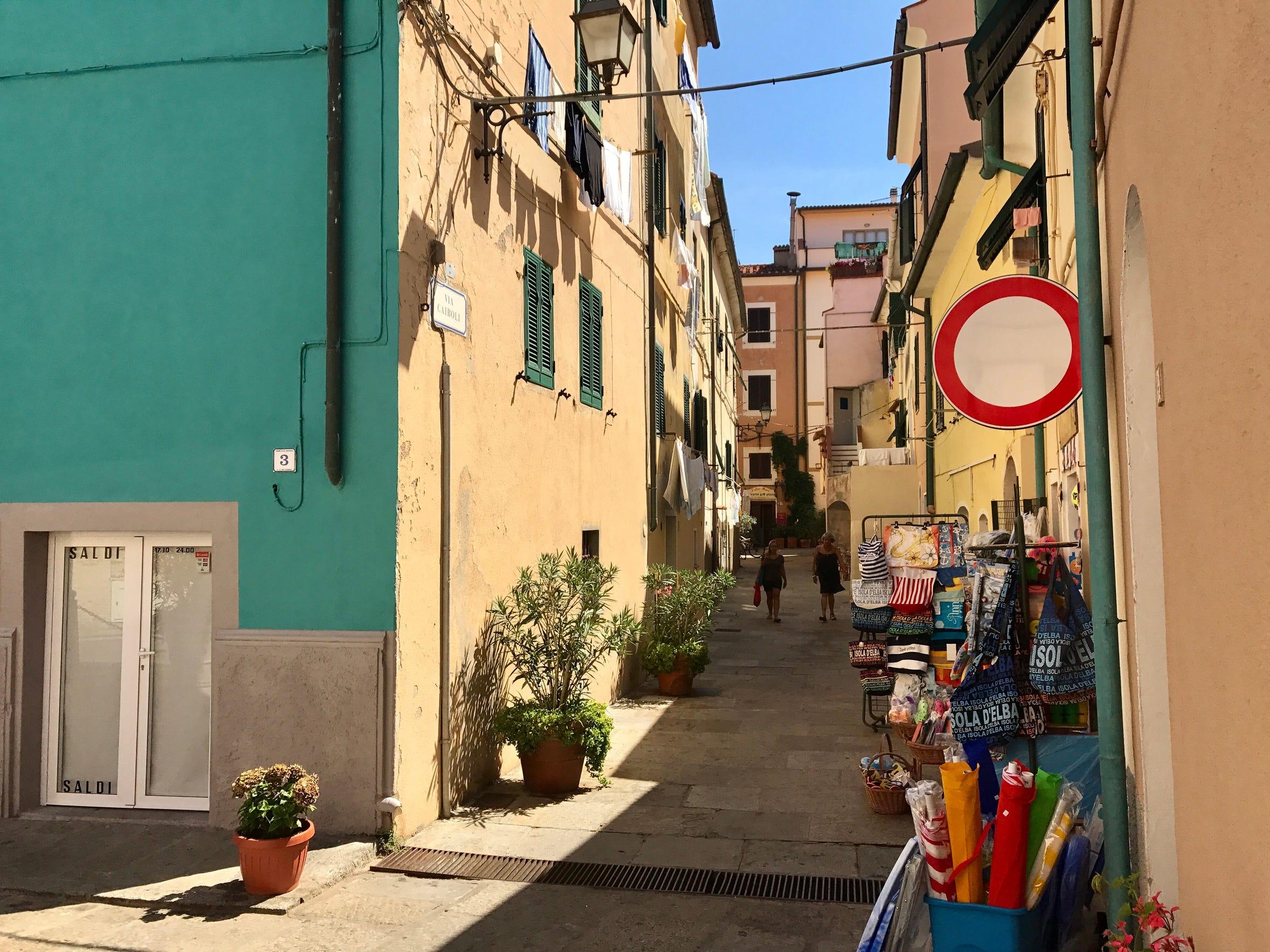 Rick Marino drive us through Italy.