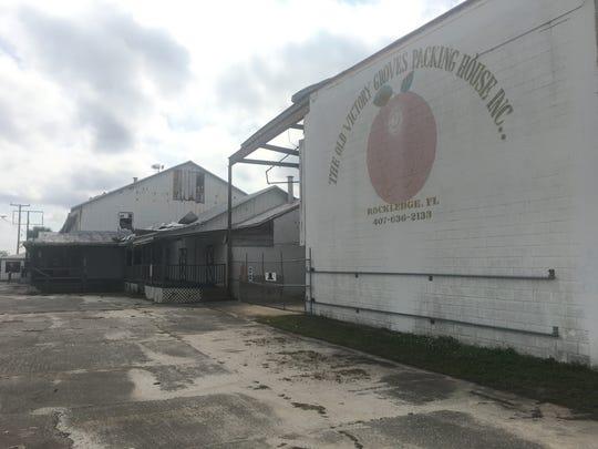 Sullivan's abandoned facility on U.S. 1.