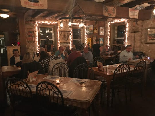 Owner Catherine Heebner prides Farmstead on providing a casual atmosphere with high-quality food.