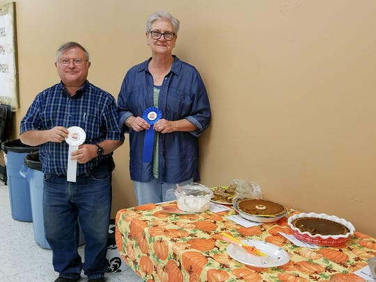 The organization held its first pumpkin-pie contest