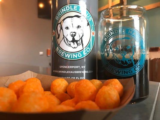 Spencerport's Brindle Haus Brewing