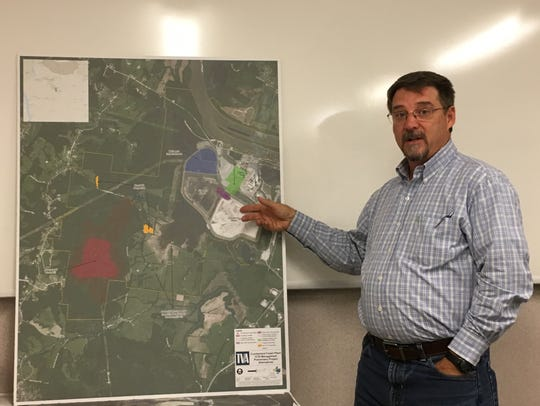 Project Manager Darrell Tipton explains how TVA plans