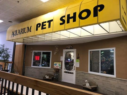Aquarium Pet Shop