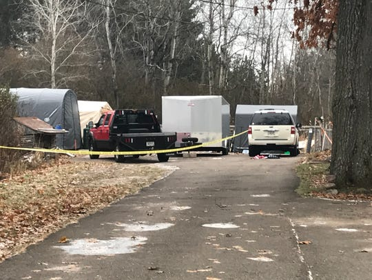 Police are investigating a homicide in Tomahawk they