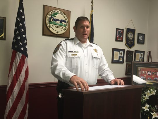 Augusta County Sheriff Donald Smith held a press conference Friday asking for the public's assistance in helping solve the mystery of Bobby Fitzgerald's disappearance in 2012.