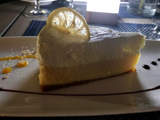 Baleen's key lime pie