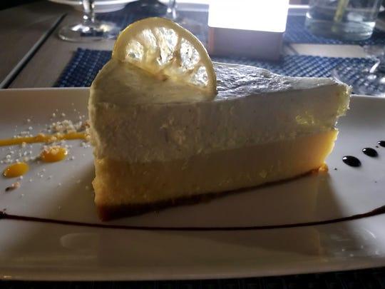 Baleen's key lime pie
