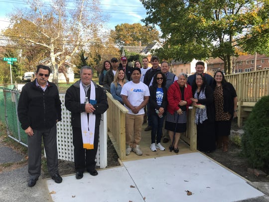 Cumberland County Habitat for Humanity led a community