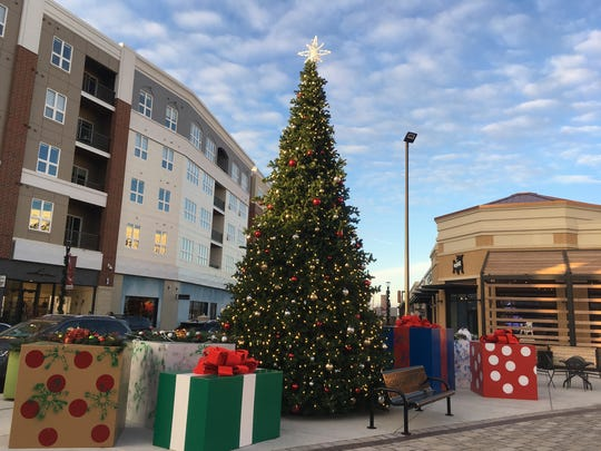 The new The Corners of Brookfield retail-residential development is ready for the holiday shopping season.