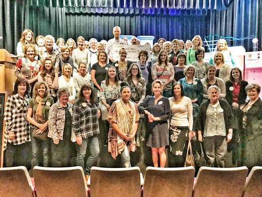 100 Women Who Care Alamogordo