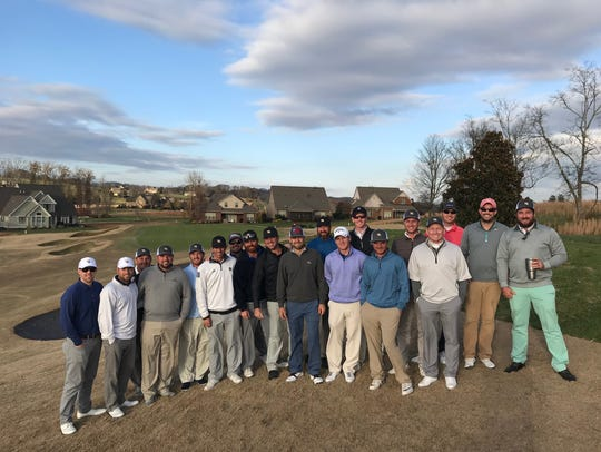 Contestants from the final day of the 2017 Herman Cup