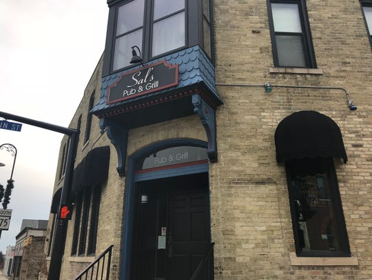 Sal D'Acquisto moved his restaurant from the East Side