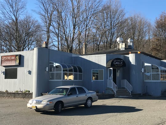 Upstream Grille in Lake Hopatcong was closed Wednesday