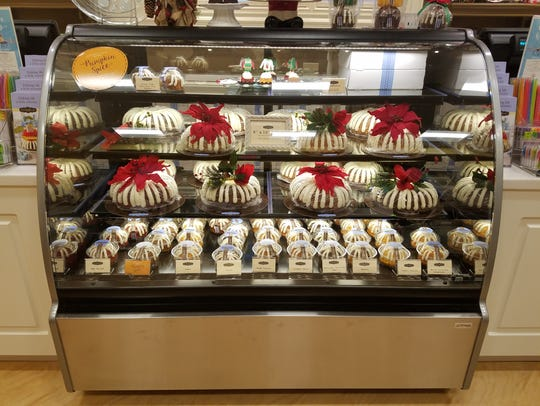 Nothing Bundt Cakes has opened in Clive. The store