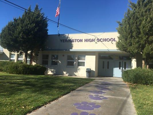 Yerington High