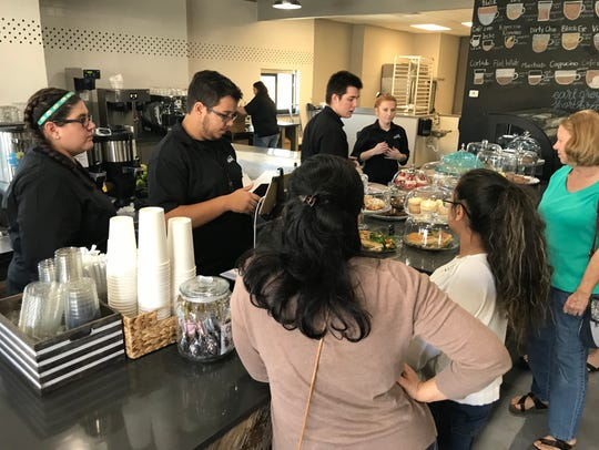 Eclectix Coffee Bar is a brand new coffee shop located