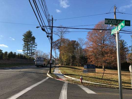 A number of crashes have occurred at the intersection of Woodland Road and West Grand Avenue in Montvale, officials say.