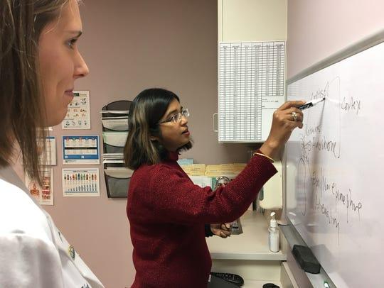 Dr. Kanika Shanker, Summit Health pediatric endocrinologist,