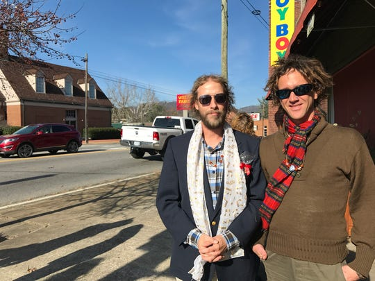 Randy Stoudt and Joshua Rosemand are both original members of the Street Medic Team. Members help one another get the medical supplies they need to survive on the street.