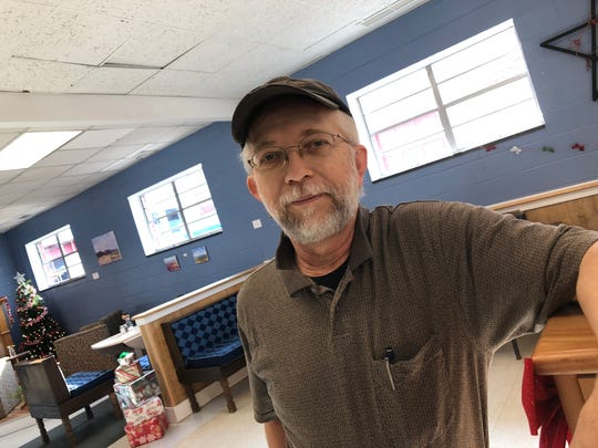 John Matheny, owner of The Store in Staunton. The farm-to-table restaurant and grocer moved to a new location at 221 Lewis St. The new spot is just around the corner from the old location, which originally opened in 2012.